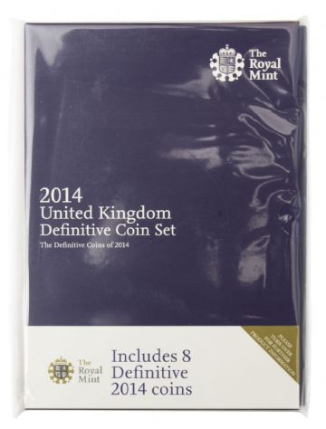2014 Brilliant Uncirculated Definitive Coin Collection